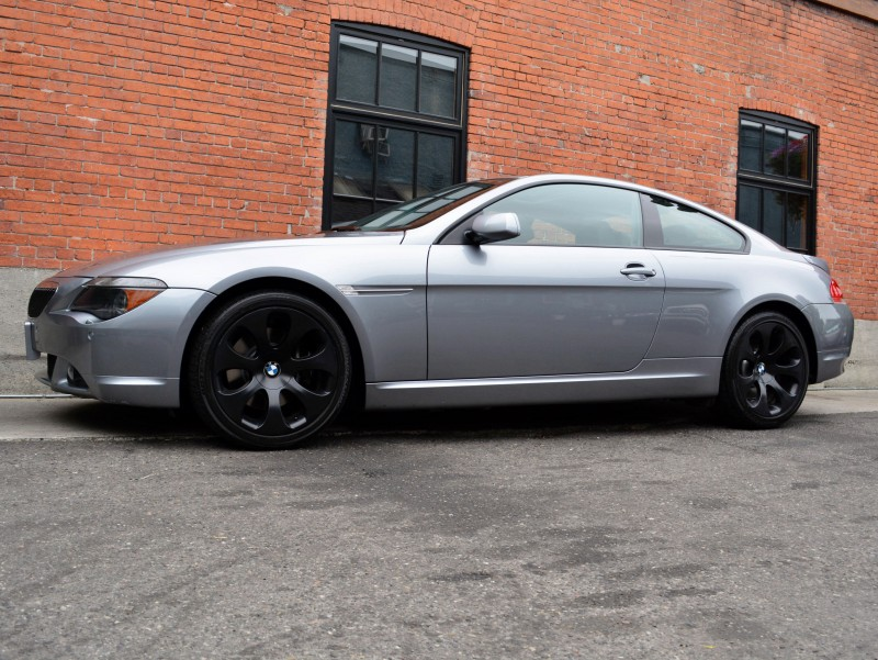 Bmw North Vancouver >> 2004 Grey BMW 645Ci Coupe SMG - $12,980 - For Sale, Finance Lease or Buy Car's Vancouver, BC ...